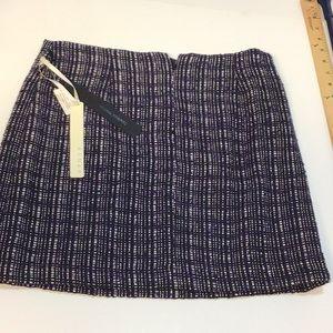 """Kenar wool blend 16"""" skirt size 8"""